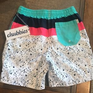 Men's Chubbies swim shorts